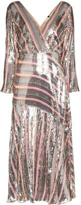 Rixo Tyra sequinned dress