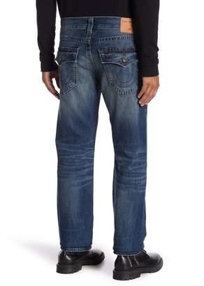 True Religion Geno Flap Pocket Relaxed Slim Jeans