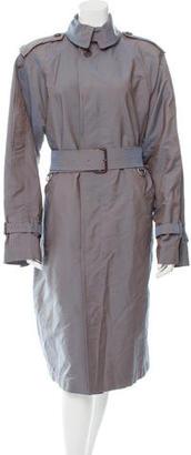 Jean Paul Gaultier Lightweight Trench Coat $155 thestylecure.com