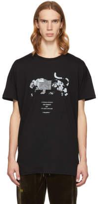 Diet Butcher Slim Skin Black Panther Collage T-Shirt