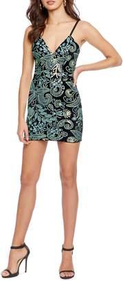 Dress the Population Cosmopolitan Vida Body-Con Minidress