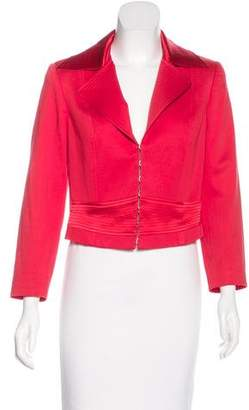 Yigal Azrouel Structured Cropped Jacket