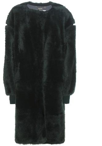 Chloé Chloé Shearling coat