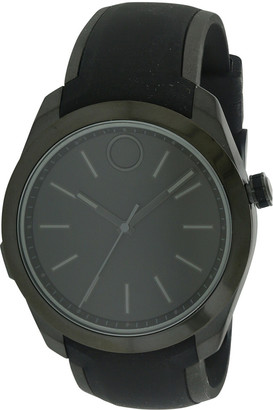 Movado Men's Silicone Watch