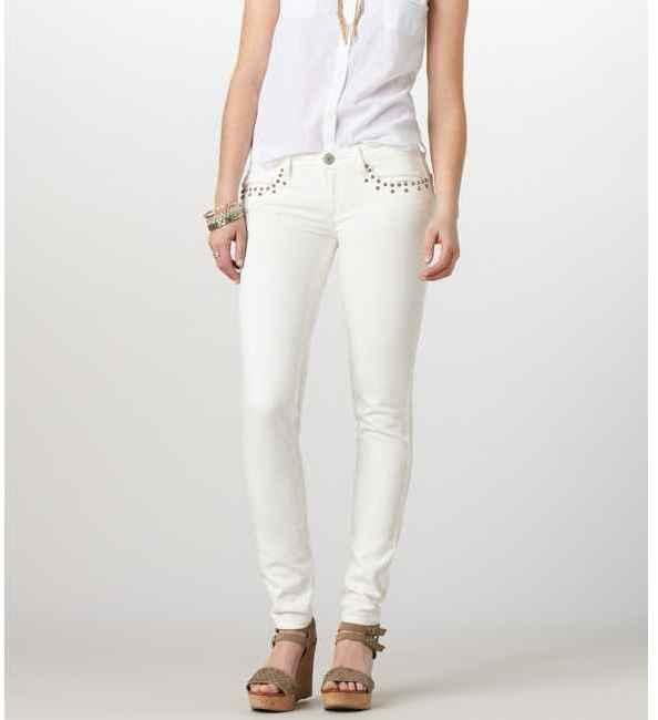 American Eagle Studded Skinny Jean