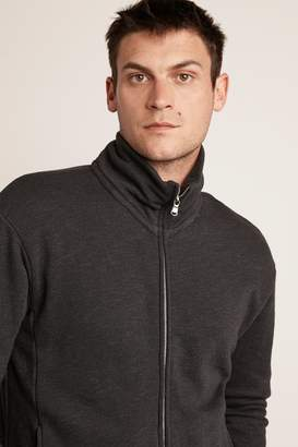 Velvet by Graham & Spencer ZANDER JASPE SHERPA TRACK JACKET