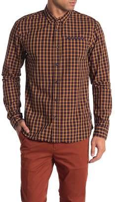 Scotch & Soda Woven Stripe Shirt