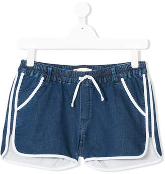 Levi's Kids TEEN contrast piping shorts