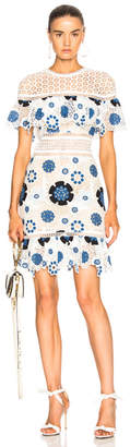 Sea Flutter Dress
