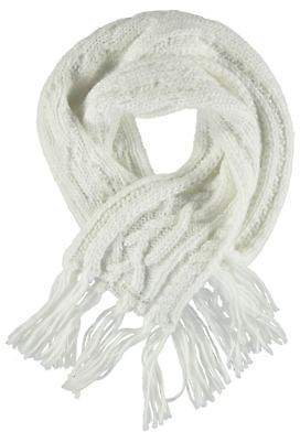 Golddigga Womens Cable Scf Scarf