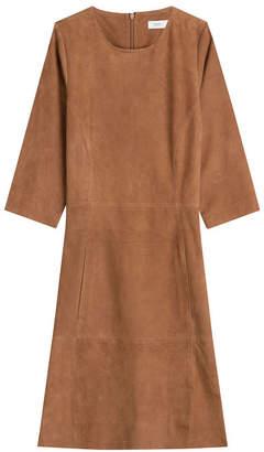 Closed Suede Dress