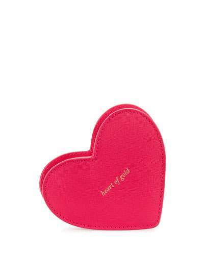 Kate Spade Kate Spade New York Be Mine Heart Coin Purse, Red/Multi