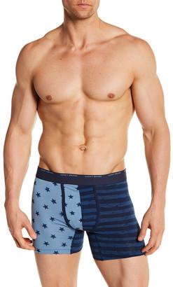 Lucky Brand Stars & Striped Boxer Brief $19.50 thestylecure.com
