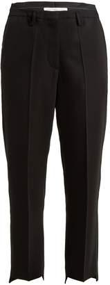 Golden Goose Golden step-hem straight-leg cady trousers