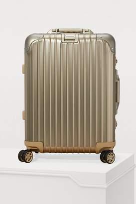 Rimowa Topas Titanium cabin multiwheel luggage - 32L