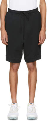 Nike Black Tech Fleece Shorts