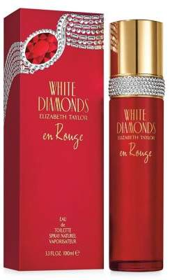 Elizabeth Taylor White Diamonds En Rouge Eau de Toilette