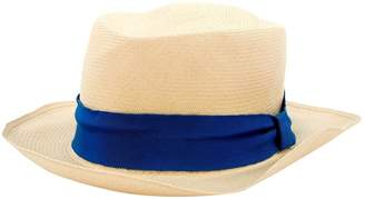 Authentic Panama Ecru Wicker Hats