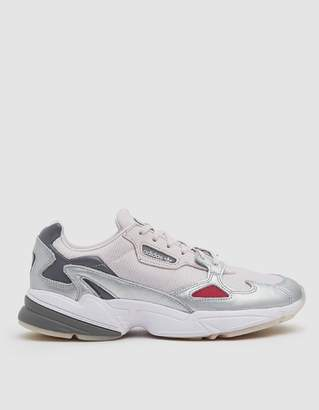 big sale 4417f f4134 adidas Falcon W Sneaker in Orchid Tint