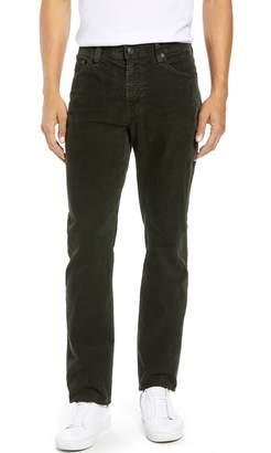 AG Jeans Everett Straight Leg Corduroy Pants