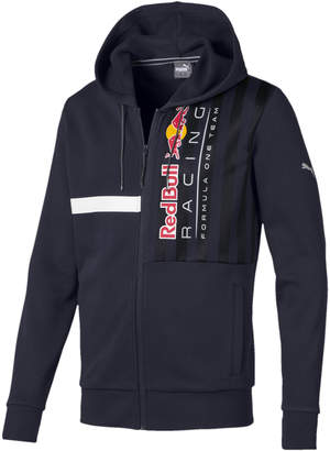 RBR Logo Hooded Sweat Jacket