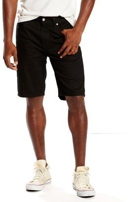 Levi's Levis Men's 505 Stretch Denim Shorts