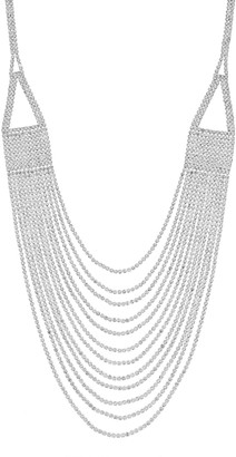 Crystal Avenue Cup Chain Swag Necklace