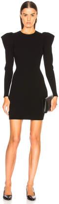 A.L.C. Raina Dress in Black | FWRD