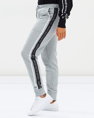 Calvin Klein Jeans Logo Tape Joggers
