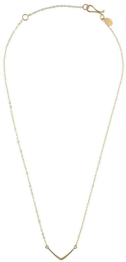 Melissa Joy Manning v-pendant necklace