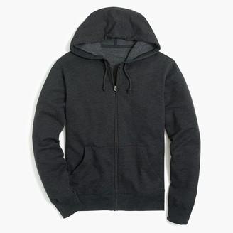 J.Crew Fleece full-zip hoodie