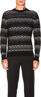 Saint Laurent Pullover Sweater