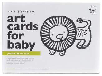 Wee Gallery Jungle Art Cards For Baby