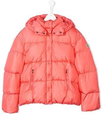 Moncler TEEN padded coat