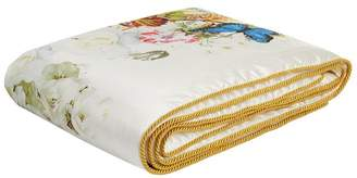 Roberto Cavalli Home Blaze Silk Throw (130cm x 180cm)