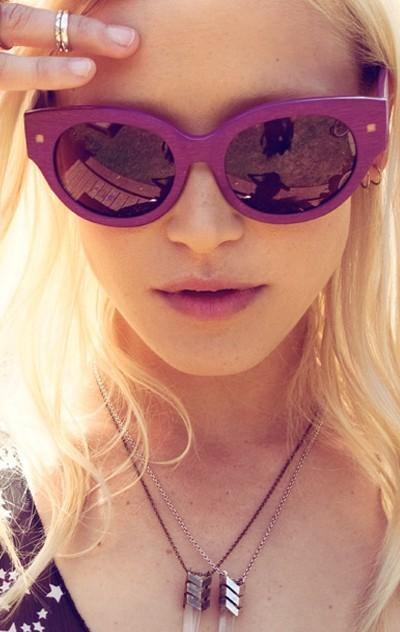 bendigo frames Ditch Plains Sunglasses