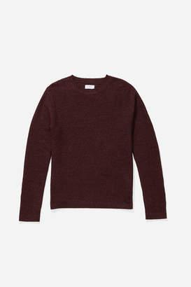 Saturdays NYC Wade Paper Yarn Sweater
