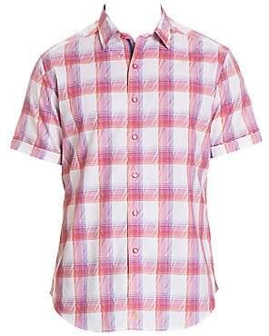 Robert Graham Men's Torres Button-Down Shirt