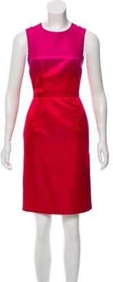 Burberry Ombré Knee-Length Dress w/ Tags