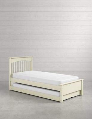 Marks and Spencer Hastings Ivory Children's Guest Bed
