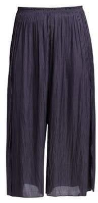 Nic+Zoe Plus Destination Wide-Leg Pants