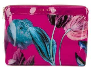 Ted Baker Floral PVC Pouch