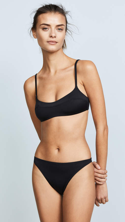 Swim Team Elsa Bikini Top
