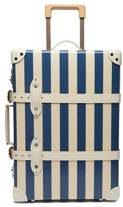 Globe-trotter Globe Trotter Riviera 20 Cabin Case - Womens - Blue White
