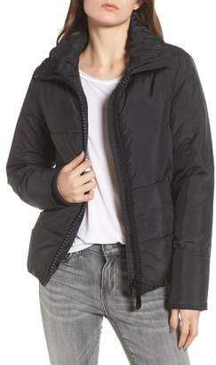 Maralyn & Me Rail Quilted Puffer Jacket