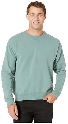 Hanes Comfortwashtm Garment Dyed Fleece Sweatshirt