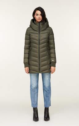 Soia & Kyo ALANIS water-repellent lightweight down coat