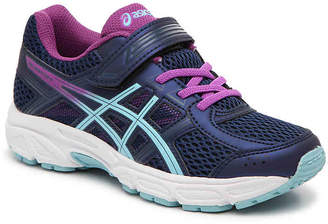 Asics Pre Contend 4 Toddler & Youth Running Shoe - Girl's