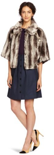 525 America Women's Faux Chinchilla Jacket