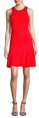 Trina Turk Fantastic Ribbed Knit Dress